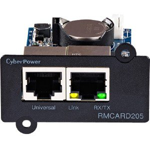 RMCARD205 | CyberPower® Rmcard205 Ups & Ats Pdu Remote Management Card -  Snmp/http/nms/enviro Port