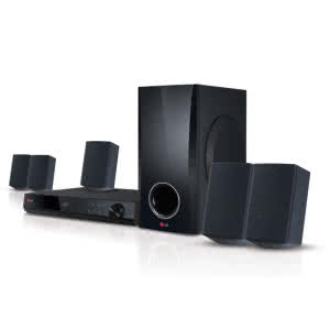 Lg BH5140S Smart 3D Blu-ray Home Theater System