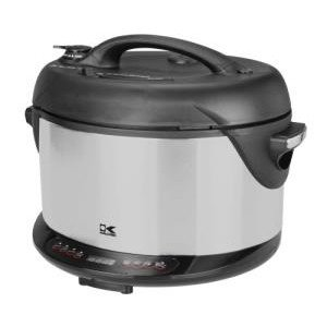 Kalorik Fe 40764 Ss Stainless Steel Slow Juicer Reviews : Kalorik Stainless Steel 8qt. Digital Slow Cooker With Locking Lid SC 41175 SS SC41175SS