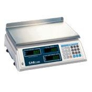 Cas Corp Scale Price Computing Scale Vfd Display 999 Plu. Note On Order Either 30 Or 60 Lb Capacity S2000