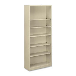 Hon Metal Bookcase S82ABCL