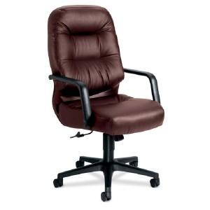 Hon Pillow-Soft 2091 Executive High-Back Chair 2091SR69T