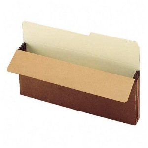 Smead Manufacturing Company 73085 Redrope File Pockets