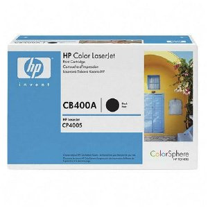 Hewlett Packard Hp 00a Black Toner Cartridge CB400A
