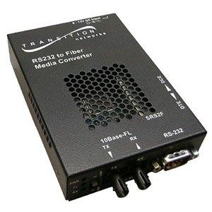 Transition Networks Rs232 Copper To Fiber Media Converter With Remote Management SRS2F3113100NA