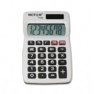 Victor Technology 700 Pocket Calculator