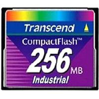 Transcend Usa 256mb Compact Flash Card (100x) TS256MCF100I