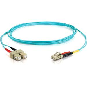 C2g 10gb Fiber Optic Duplex Patch Cable - Lszh 36528