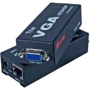 Qvs Vc5-1p Video Console/Extender VC51P