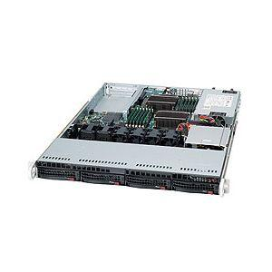 Supermicro Superserver 6016t-Uf Barebone System SYS6016TUF