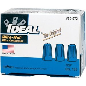 Ideal Wire Connector 30072