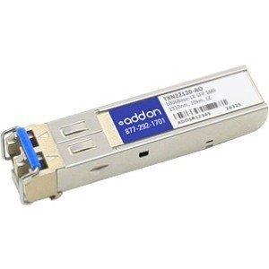 Addon 1000BASE-LX SFP Module TXN22120AO