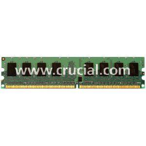 Crucial Technology 16gb Ddr2 Sdram Memory Module CT2KIT102472AF667