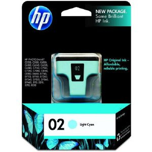 Hewlett Packard Hp 02 Ink Cartridge C8774WN140
