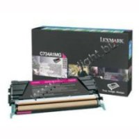 Lexmark Return Program Toner Cartridge C734A4CG