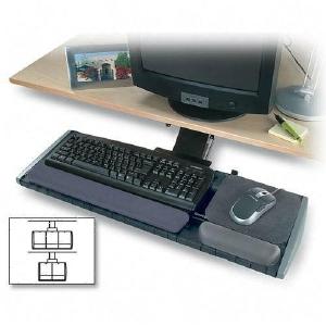 Kensington Underdesk Adjustable Keyboard Platform K60067