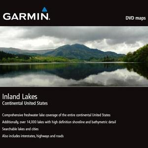 Garmin Usa, Inc. 010-C1050-00 U.S. Inland Lakes Digital Map 010C105000