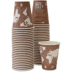 Eco-Products,inc. Renewable Resource Hot Drink Cup EPBHC8WAPK