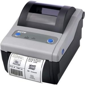 Sato Cg412 Label Printer WWCG12161