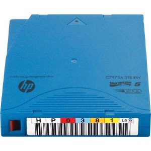 Hewlett Packard Hp Lto Ultrium 5 Data Cartridge C7975AJ