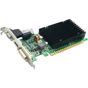Evga 512-P3-1301-Kr Geforce 8400 Gs Graphics Card 512P31301KR