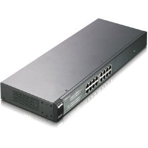 Zyxel Gs1510-16 Ethernet Switch GS151016