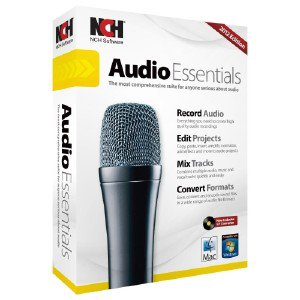 Nch Software Audio Essentials RETAE001