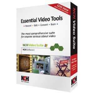 Nch Software Video Essentials RETVIDW001