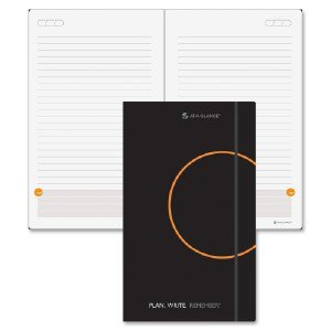 At-A-Glance Lined with Date Box Planning Notebook 80612405