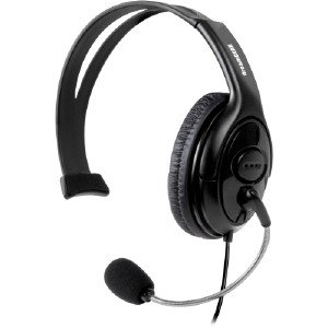 Dreamgear Wired Headset With Microphone For Xbox 360 DG3601721