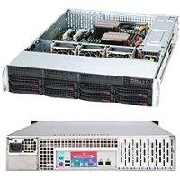 Supermicro Superchassis Sc825tq-600lpb System Cabinet CSE825TQ600LPB