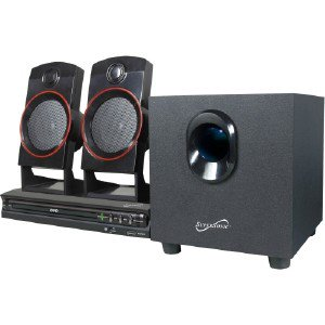 Supersonic 2.1 Channel DVD Home Theater System SC35HT