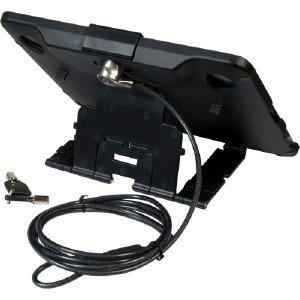 Cta Digital Anti Theft Case With Built In Stand For Ipad