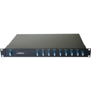 Addon 8 Channel Cwdm Mux/Demux 19' Rack Mount W/Express Port ADDCWDMMUX8ELC