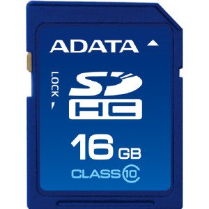 A-Data 16gb Premier Secure Digital High Capacity (Sdhc) - Class 10/Uhs-I ASDH16GUICL10R