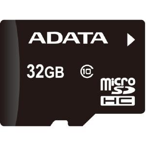 A-Data 32gb Premier Microsd High Capacity (Microsdhc) - Class 10/Uhs-I AUSDH32GUICL10R