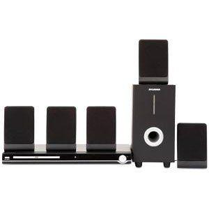 Sylvania 5.1 CH DVD Home Theater System SDVD5088
