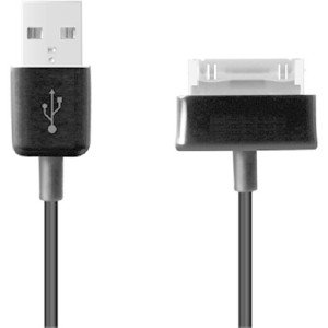 4XEM 3FT 30-Pin To USB 2.0 Data/Charge Cable For Samsung Galaxy Tab/Note 4X30PINSAM
