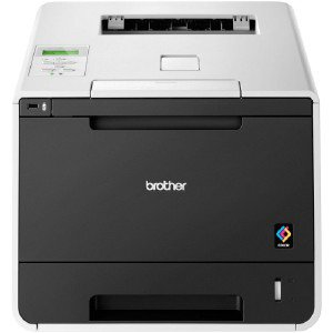 BROTHER HL-L8250CDN Color Laser Printer with Duplex and Networking HLL8250CDN