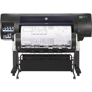 Hewlett Packard Hp Designjet T7200 42-in Production Printer with Encrypted Hard Disk (F2L46B) F2L46BBCB