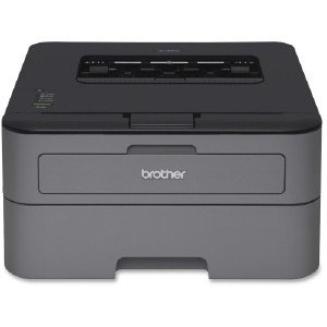 Brother HL-L2320D Compact, Personal Laser Printer with Duplex HLL2320D
