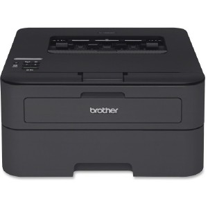 Brother HL-L2360DW Compact Laser Printer with Wireless Networking and Duplex HLL2360DW