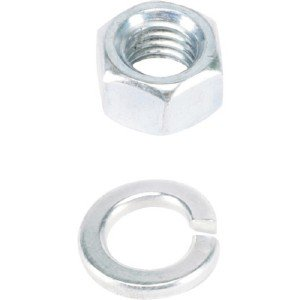 Panduit 1/2-13 Hex Nuts and 1/2 Inch Lockwashers HNLW12