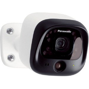 PANASONIC Add-on Home Monitoring System Indoor/Outdoor Camera KXHNC600W