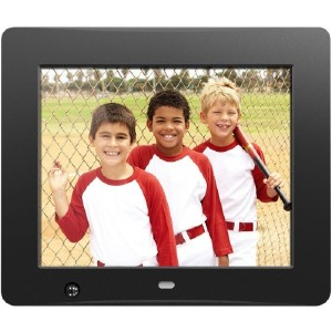 Admsf108f Aluratek 8 Inch Digital Photo Frame With Motion