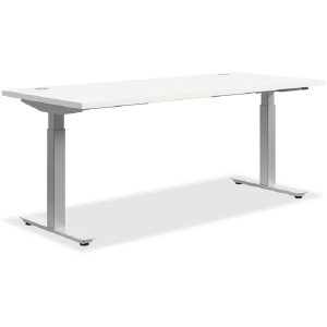 Tables and desks basyx height adjustable table base hab2s24f - Table basse ajustable ...