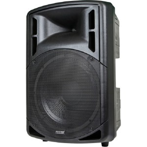 604470   Monoprice® 500-watt, 15-inch Passive Pa Speaker