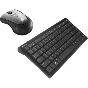 Gyration Air Mouse Mobile with Compact Keyboard GYM2200CKNA