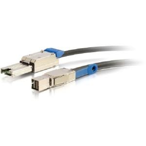 C2g 0.5m Mini-SAS HD to Mini-SAS Cable 54254