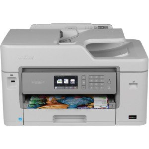 Brother Business Smart MFC-J5830DW XL Inkjet Multifunction Printer MFCJ5830DWXL